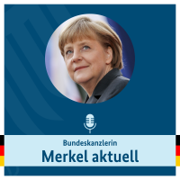 Bundeskanzlerin Merkel aktuell